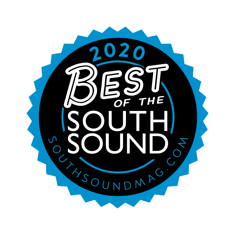 Best of South Sound Badge