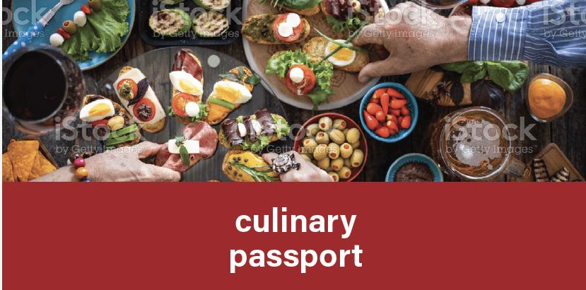 culinarypassport